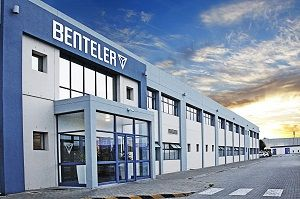 BENTELER building in Port Elizabeth, South Africa