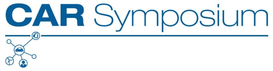 Logo des Car Symposium in Bochum