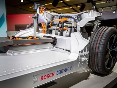 BENTELER cooperates with Bosch for development of BENTELER Electric Drive System
