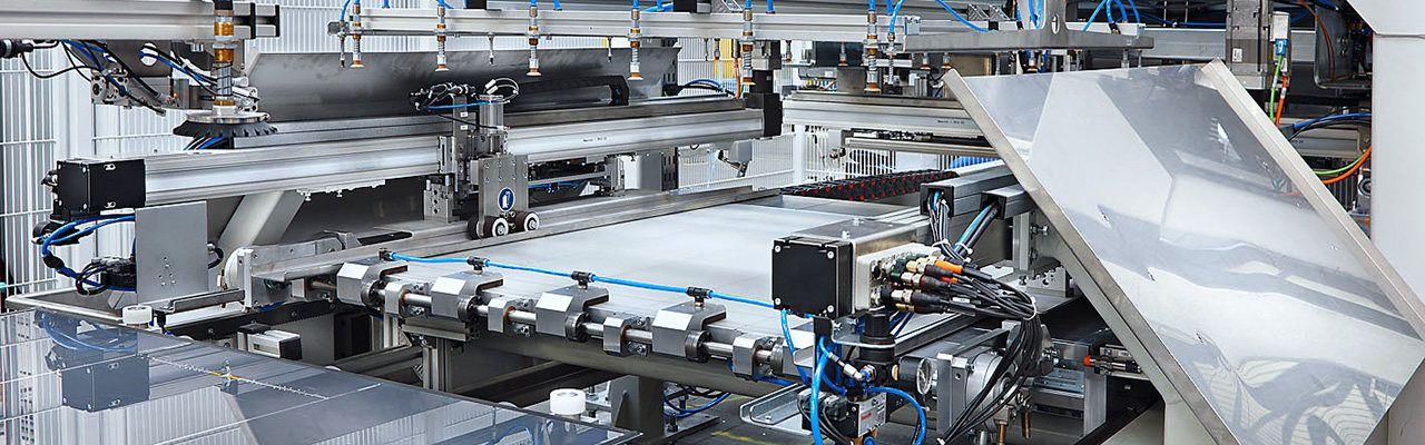 Glass Processing Equipment - BENTELER International AG