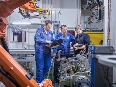 first class engineering at BENTELER